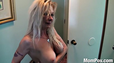 Saggy tits, Saggy, Mature shower, Granny solo, Granny shower