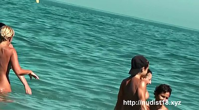 Nudism, Nudist, Movie, Nudist beach, Nude