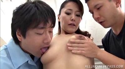 Asian double, Asses, Captive, Double asian