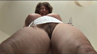 Hairy pussy, English, Mature hairy