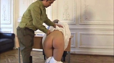Spanked, Russian office