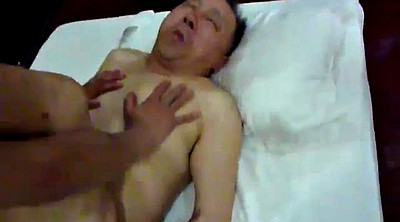 Chinese, Chinese sex, Chinese group, Old daddy
