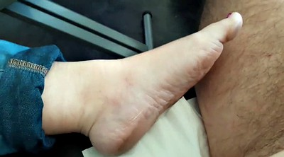 Foot job, Feet job, My wife