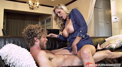 Julia ann, Mature hard, Hard riding