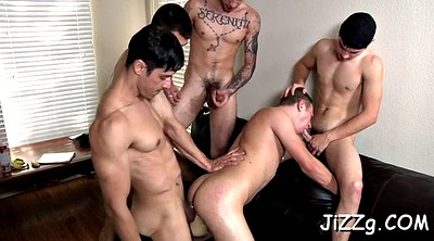 Orgy, Group anal, Anal group