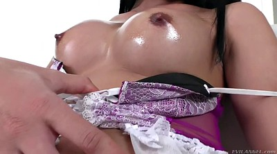 Shemale cum, Young masturbation