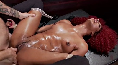 Bdsm anal, Squirt anal, Interracial bondage, Ebony fist, Anal squirting, Anal squirt