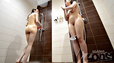 Hidden camera, Hidden shower, Teen shower, Locker
