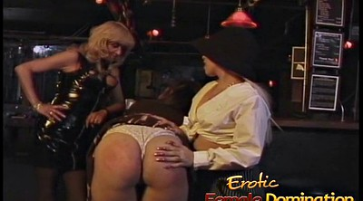 Hard spanking, Three some, Spanking hard