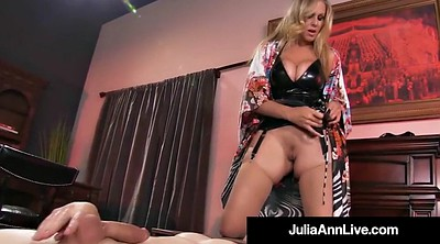 Julia ann, Julia, Young pussy, Young busty