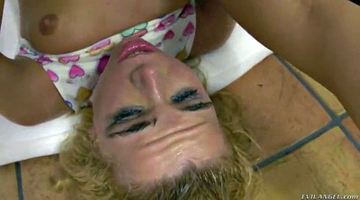 Missionary, Anal pov, Throat fuck, Panty anal