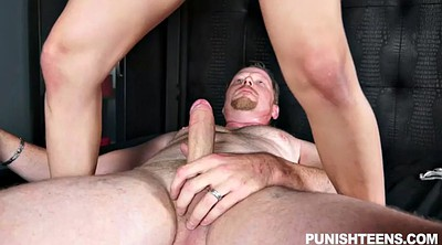 Star, Ball, Stars, Latina doggy fucking brunette, Ball gag