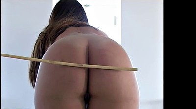 Girl spanked, Caning