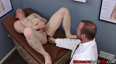 Doctor, Mormon, Gay doctor, Anal doctor