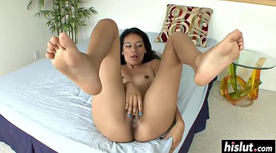 Sexy feet, Asian feet, Asian big tit, Feet girl