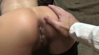 Stocking, Anal casting, Casting anal
