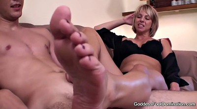 Foot, Milf foot, Unexpected