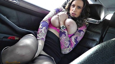 Fuck in car