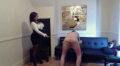 Cfnm, Caning, Spankings