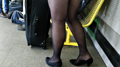 Pantyhose, Short, Nylon fetish