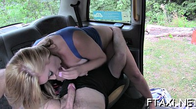Fake, Taxi, Fake taxi, Car blowjob