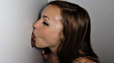 Small, Glory hole amateur
