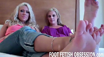 Footing, Foot worship