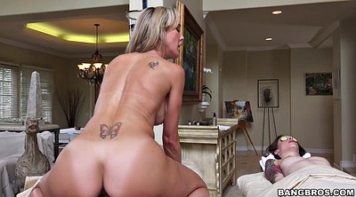 Brandi love, Cuckold, Brandy love, Pov ride, Massage blonde