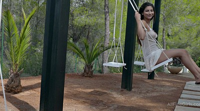 Upskirt, Swing, Swings, Swinging, Cute teens