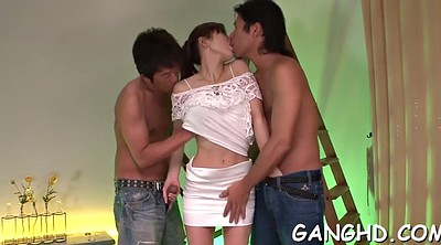 Japanese gangbang, Sex japanese