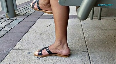 Candid, Mature foot, Mature black, Amateur ebony, Mature feet