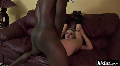 Anal interracial, Giant