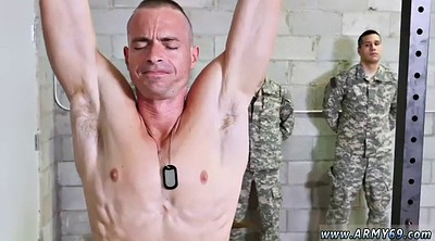 Anal public, Training, Trained, Public naked, Army