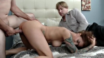 Swinger, Amateur wife
