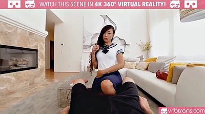 Vr porn, Asian shemale, Shemale fuck girl anal, Shaving, School girl, Asian school