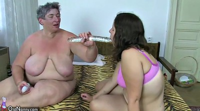 Teen dildo, Old fat granny, Granny masturbation