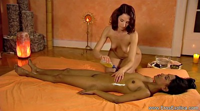 Beautiful, Art, Lesbian massage, X art
