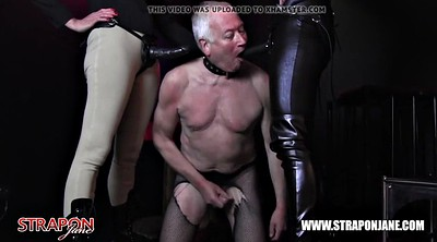 Wanked, Face fuck, Fuck face, Bdsm strapon