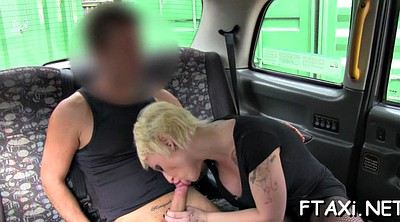 Fake taxi, Car, Host