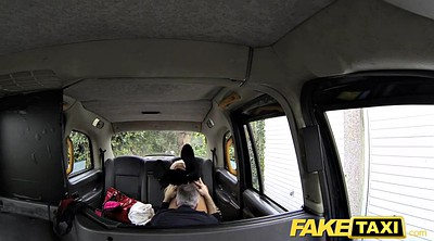 Fake taxi, Skinny blonde