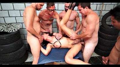Party, Gangbang creampie