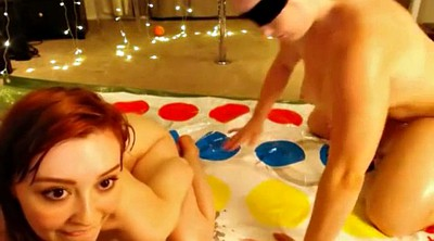 Handjob, With, Teen party