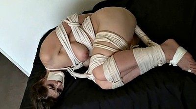 Tied, Rope, Foot gagging