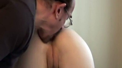Ass licking, Piercing, Nipple fucking, Granny ass