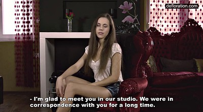 Anastasia, Showing pussy, Pussy up, Cute teen