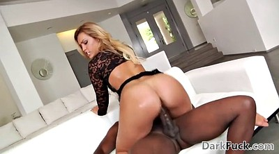 Kelsi monroe, Huge bbc, Black ass, Blonde monroe, Black on blondes