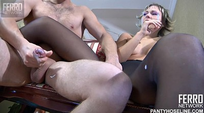 Pantyhose fetish, Smoking, Smoking fetish, Pantyhose fuck