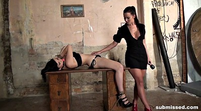 Tied up, Cfnm, Submissive, Tie