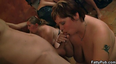 Group, Club, Sex club, Bbw group