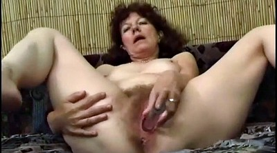 Matures, Hairy mature